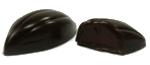 Chocolat cabosse ganache noir infusion de basilic