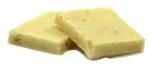 Chocolat apéritif pavé blanc chips et fleur de sel