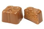 Composition Chocolat lait praliné croustillant