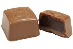 Composition Chocolat lait ganache café