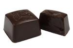Composition Chocolat noir ganache au café