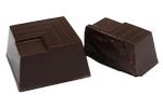 Composition Ganache chocolat noir orange sanguine