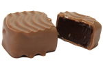 Composition Chocolat lait ganache miel anis