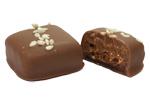 Composition Chocolat lait graines de sesame