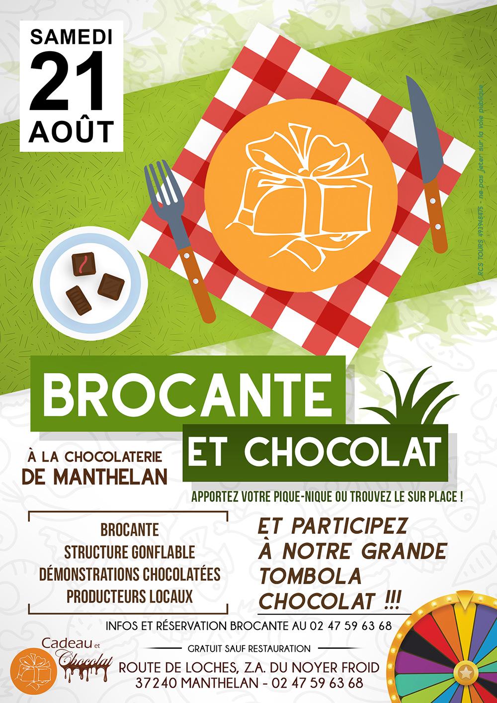 Brocante et Chocolat 2021